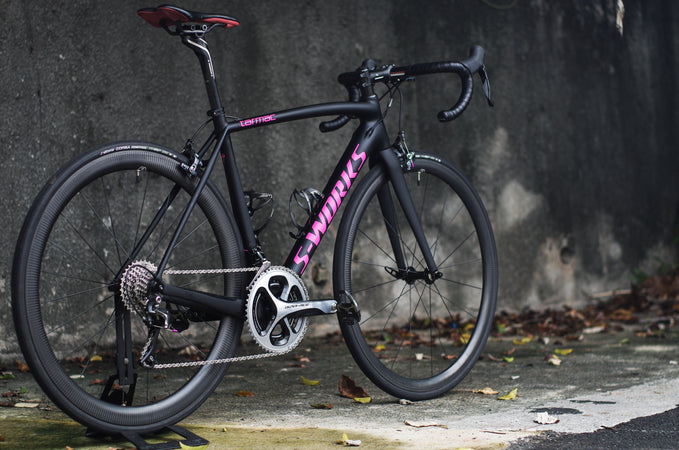 Nick's Specialized Tarmac SL4