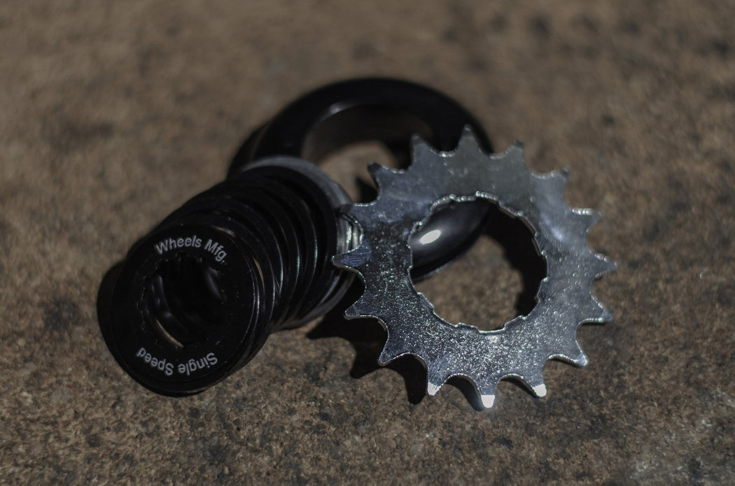 Wheels Manufacturing Single Speed Conversion Spacer Set