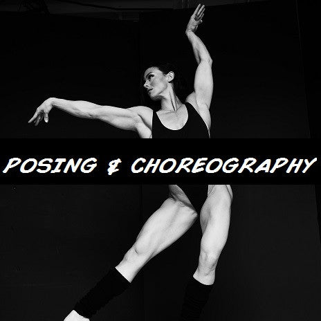 Posing and Routine Choreography