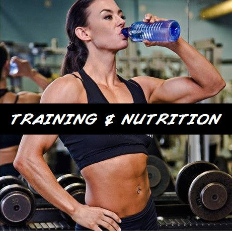 Custom Training and Nutrition Package