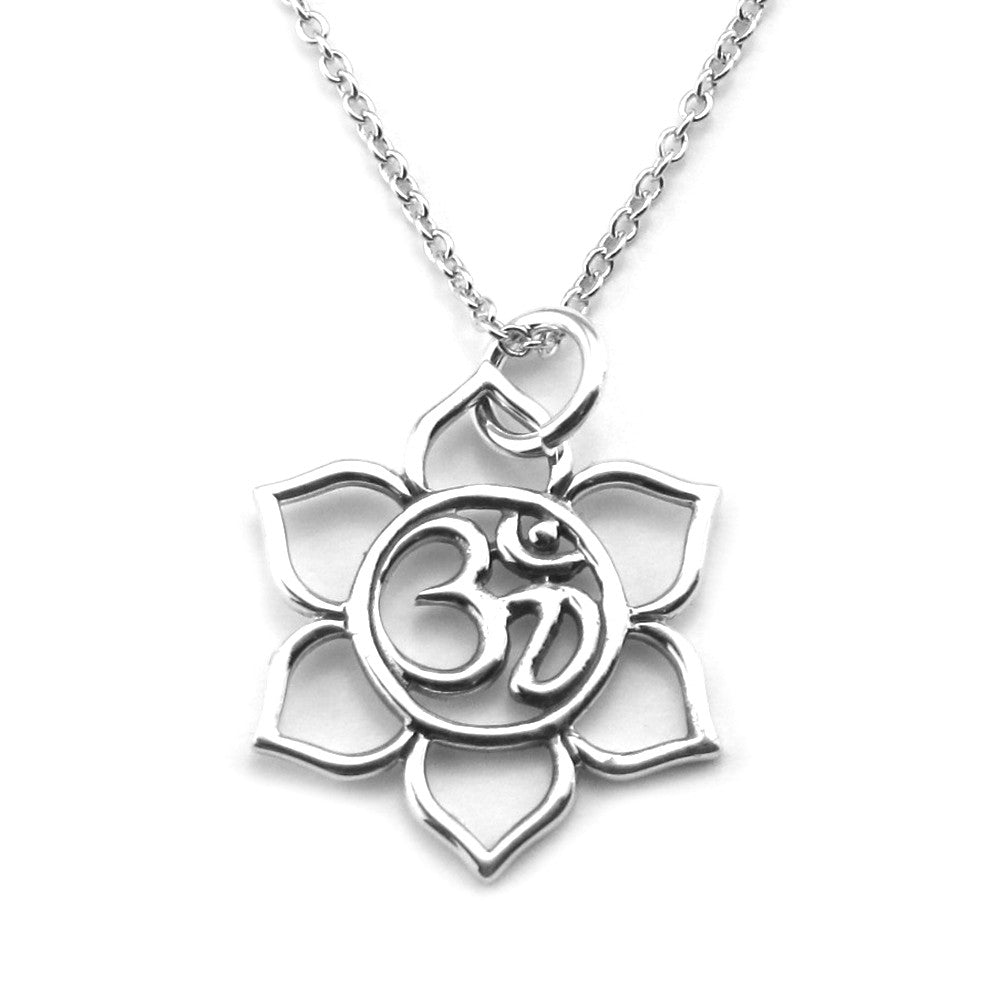 Lotus Necklace-C61 - Kevin N Anna