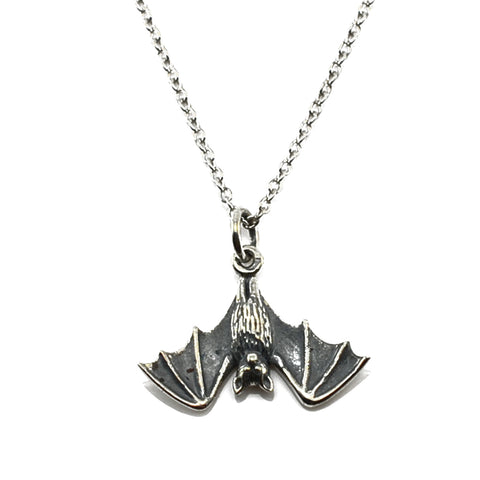 Bat Necklace-953