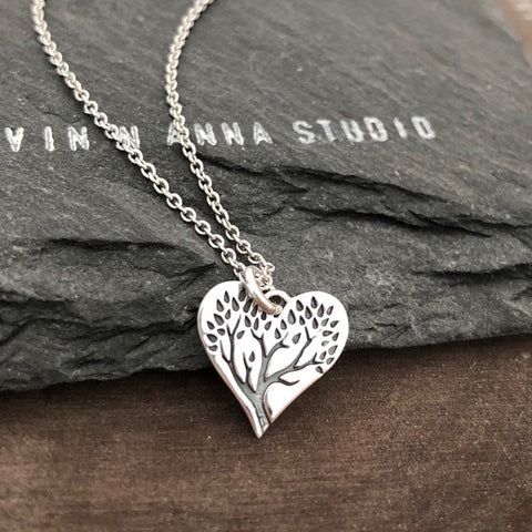 Heart Necklace (Anatomical) -C55