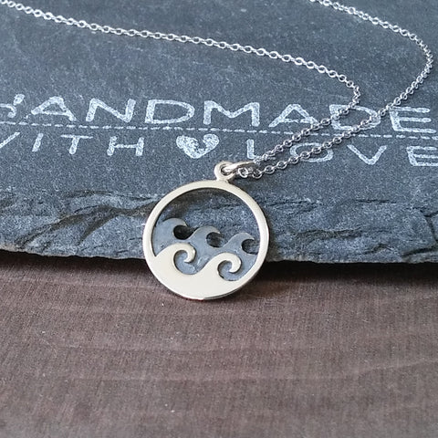 Compass Necklace-749