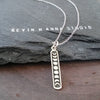 Moon Phase Necklace-C51 - Kevin N Anna
