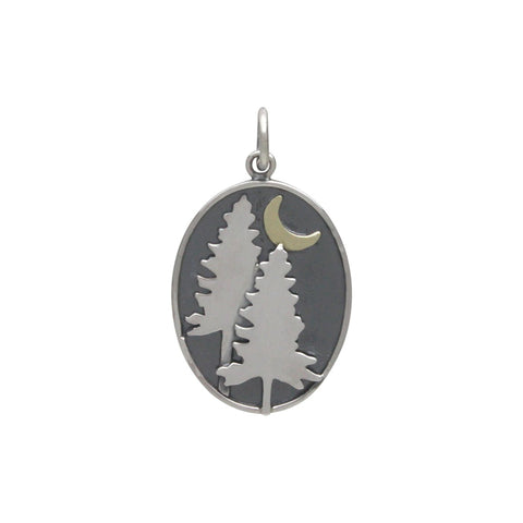 Tree Necklace-Small-S8526