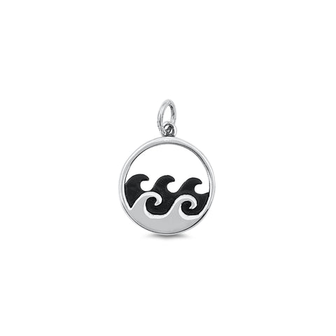 I Love You Hand Sign Charm-7150