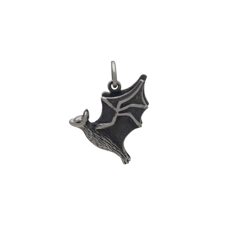 Flying Bat Charm-4052 - Kevin N Anna