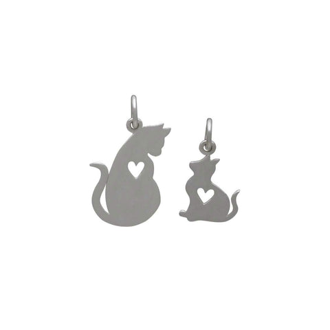 Two Peas in a Pod Charm-1055