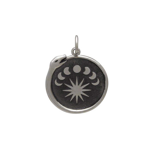 Moon Phase Necklace-C71
