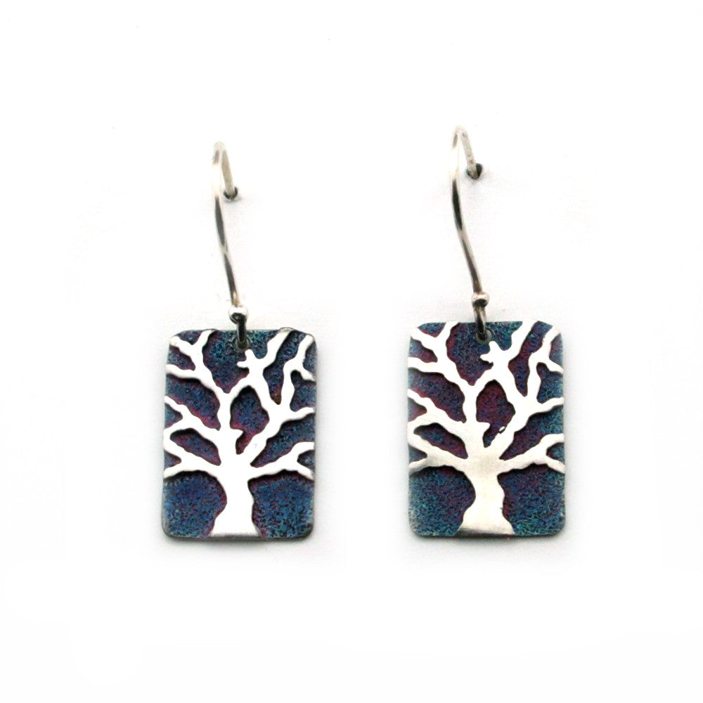 Tree Earrings-4207E - Kevin N Anna