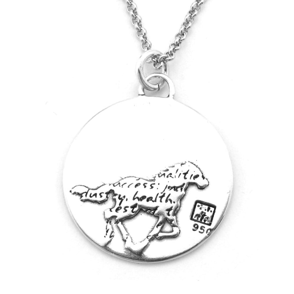 Horse Necklace (Success)-D02 - Kevin N Anna