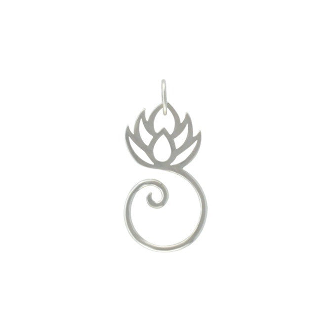 Lotus Charm Holder-560 - Kevin N Anna