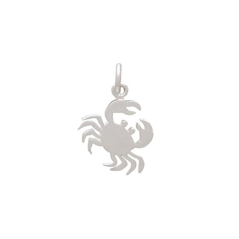 Lotus Bud Charm with Bronze Claw Cap-6240