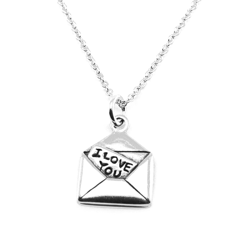 I Love You Letter Charm-73010 - Kevin N Anna