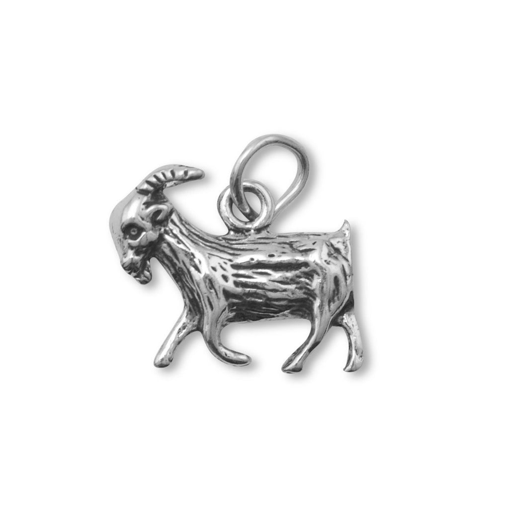 Goat Necklace-C65 - Kevin N Anna