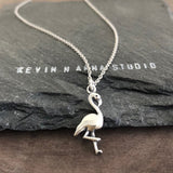 Flamingo Necklace-7967 - Kevin N Anna