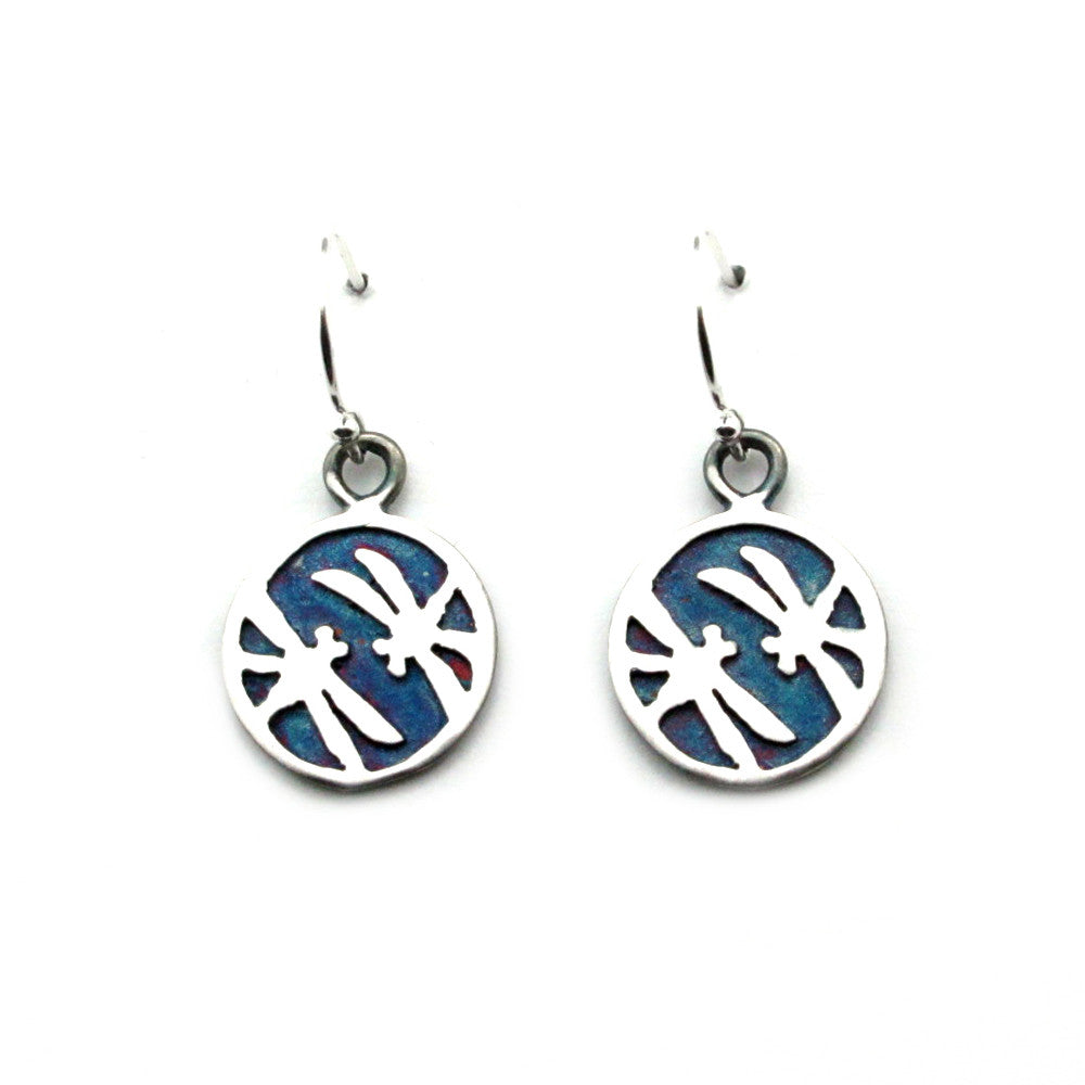 Dragonfly Earrings-8862E - Kevin N Anna