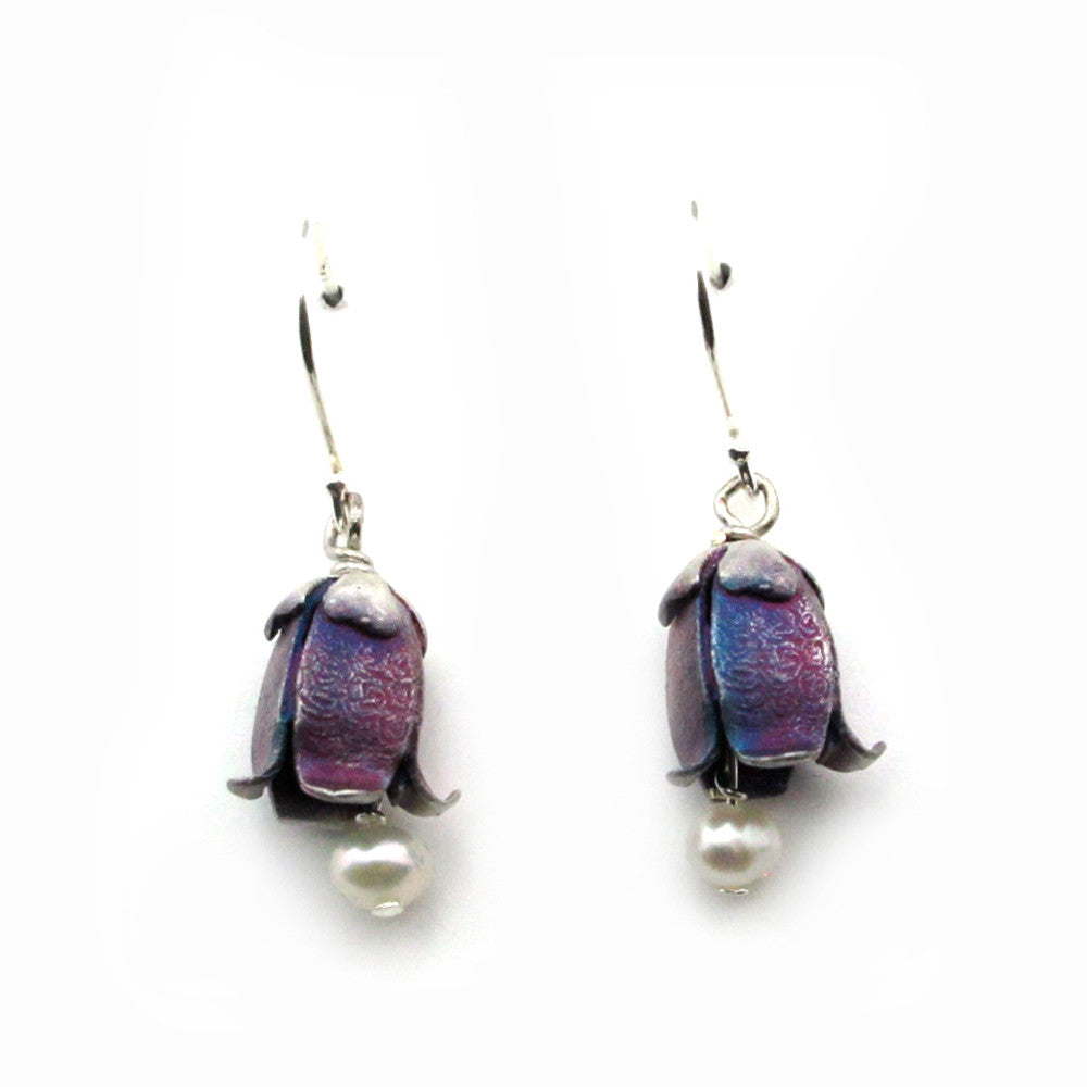 Bellflower Earrings-9202E - Kevin N Anna