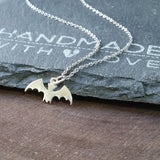 Bat Necklace-953 - Kevin N Anna