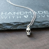 Skull Necklace-969 - Kevin N Anna
