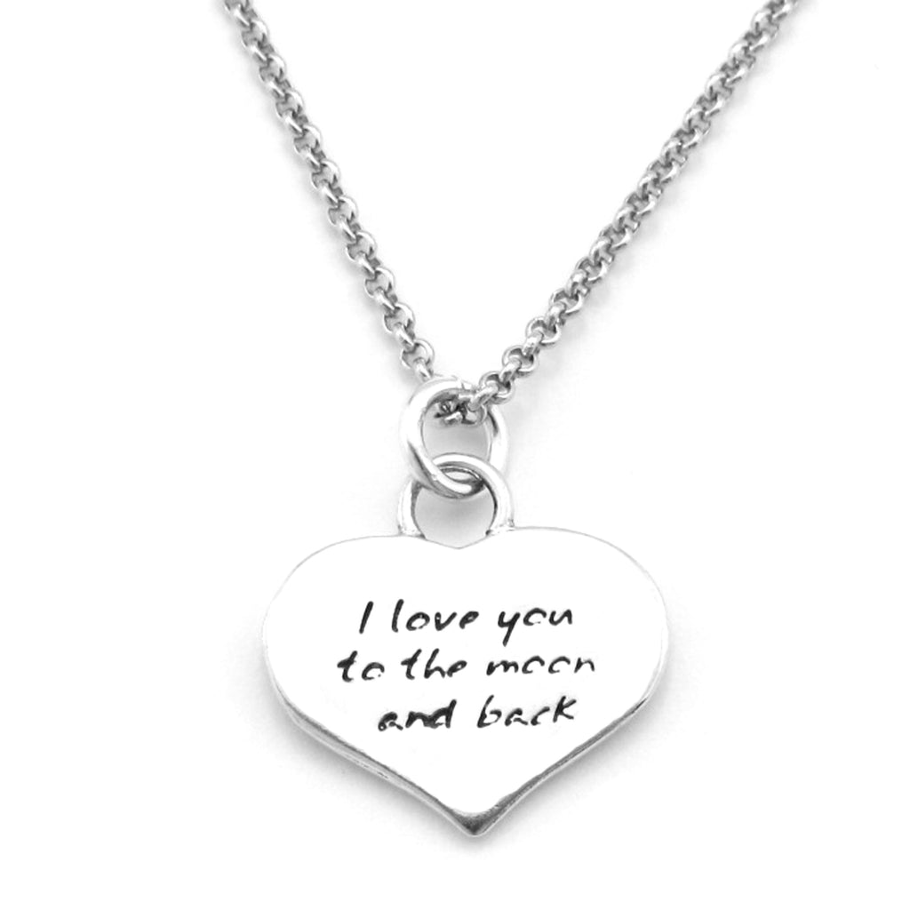 Love Braille Necklace-B23 - Kevin N Anna