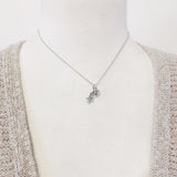 Acorn Oak leaf necklace-C6788 - Kevin N Anna