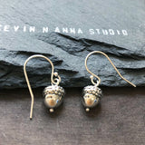 Acorn Earrings-C67E