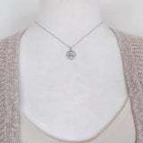 Starburst Compass Necklace-C99 - Kevin N Anna