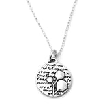 Tree Necklace (Tomorrow)-D03SM - Kevin N Anna