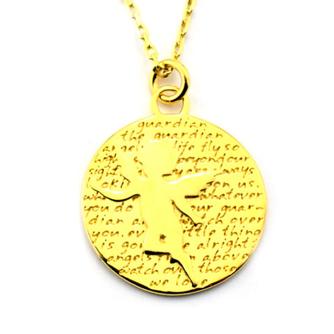 Buddha Necklace (Mercy)-D53SM