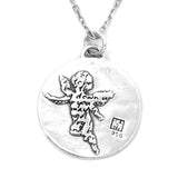 Angel Necklace (Guardian)-D102 - Kevin N Anna