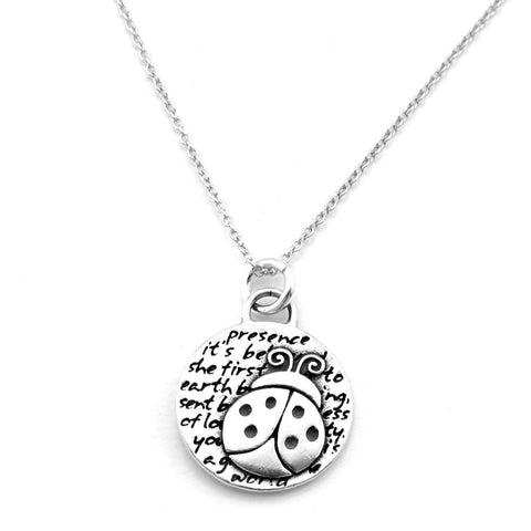 OM Necklace (Harmony)-D52SM