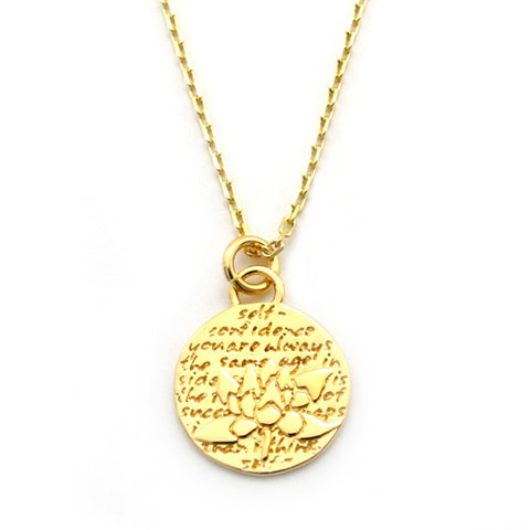 Maple Necklace (Peace of Mind)-D01SMG
