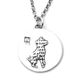 Pitbull Necklace-D91 - Kevin N Anna