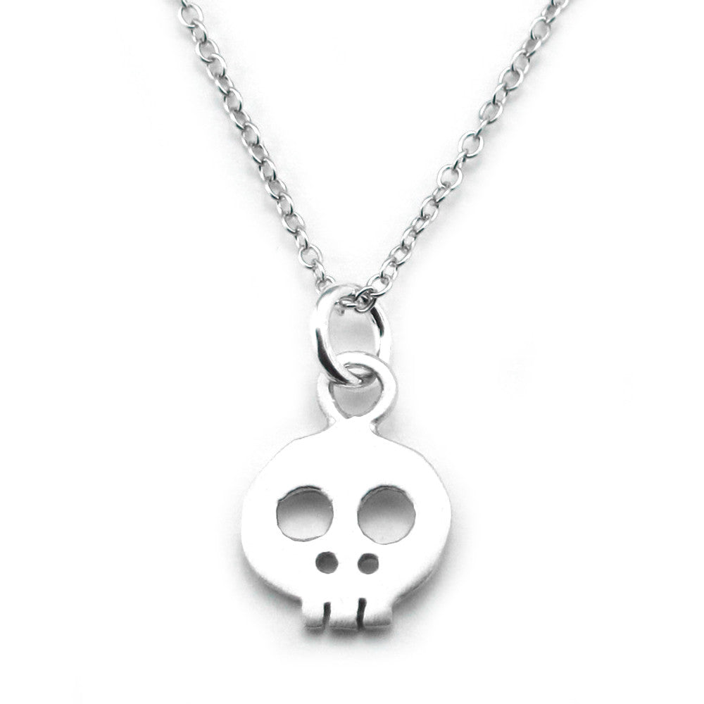 Skull Necklace-FT02 - Kevin N Anna