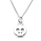 Skull Necklace-FT02