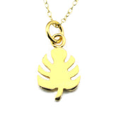 Leaf Necklace-FT04 - Kevin N Anna