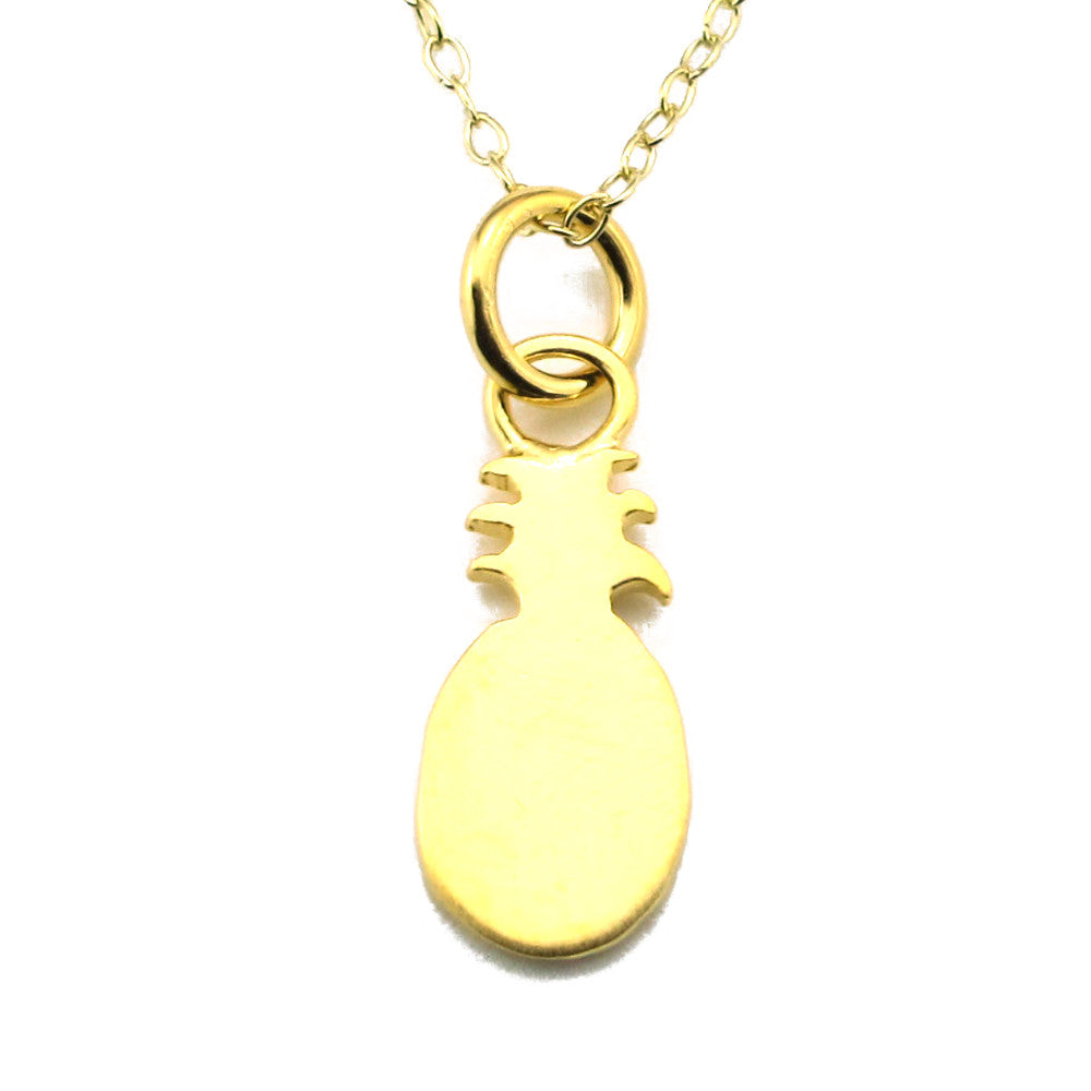 Pineapple Necklace-FT11 - Kevin N Anna