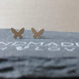 Butterfly Earrings-FT56 - Kevin N Anna