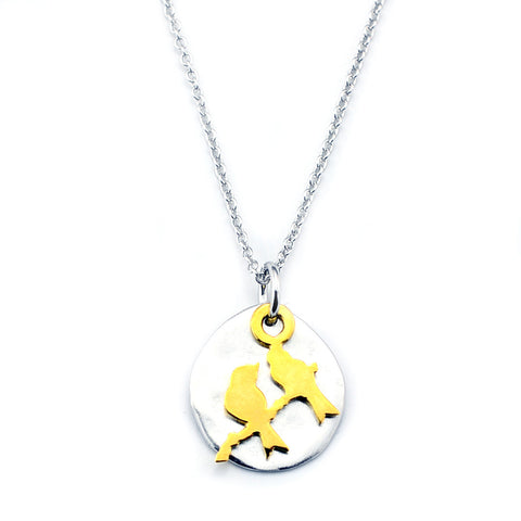Hedgehog Necklace (Grit)-D109