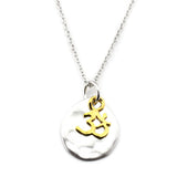 OM Necklace-M14 - Kevin N Anna