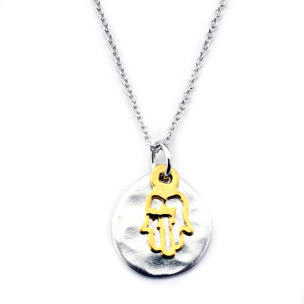 Hamsa Necklace-M26 - Kevin N Anna