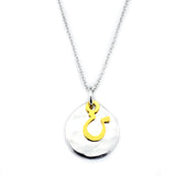 Horseshoe Necklace-M33 - Kevin N Anna