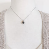 Pinecone Necklace-74407L - Kevin N Anna