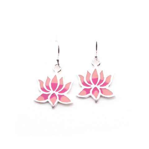 Lotus Earrings-8705E