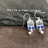 Tree Earrings-T8815E - Kevin N Anna