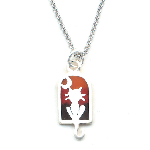Angel Bird Necklace-W52