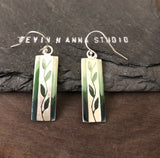 Vine Earrings-Large