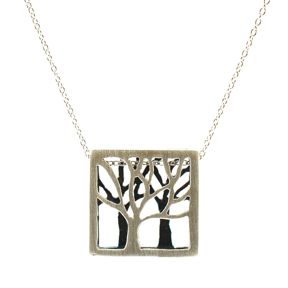 Tree Necklace -V53V54-P - Kevin N Anna